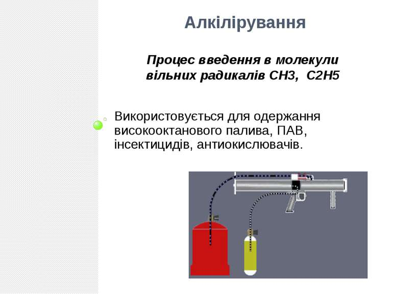 Продукти коксування Камяновугільна смола C6H6 і її гомологи C6H5OH, гетероцик...