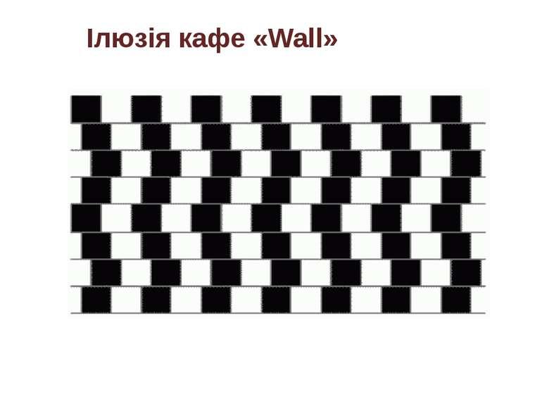 Ілюзія кафе «Wall»