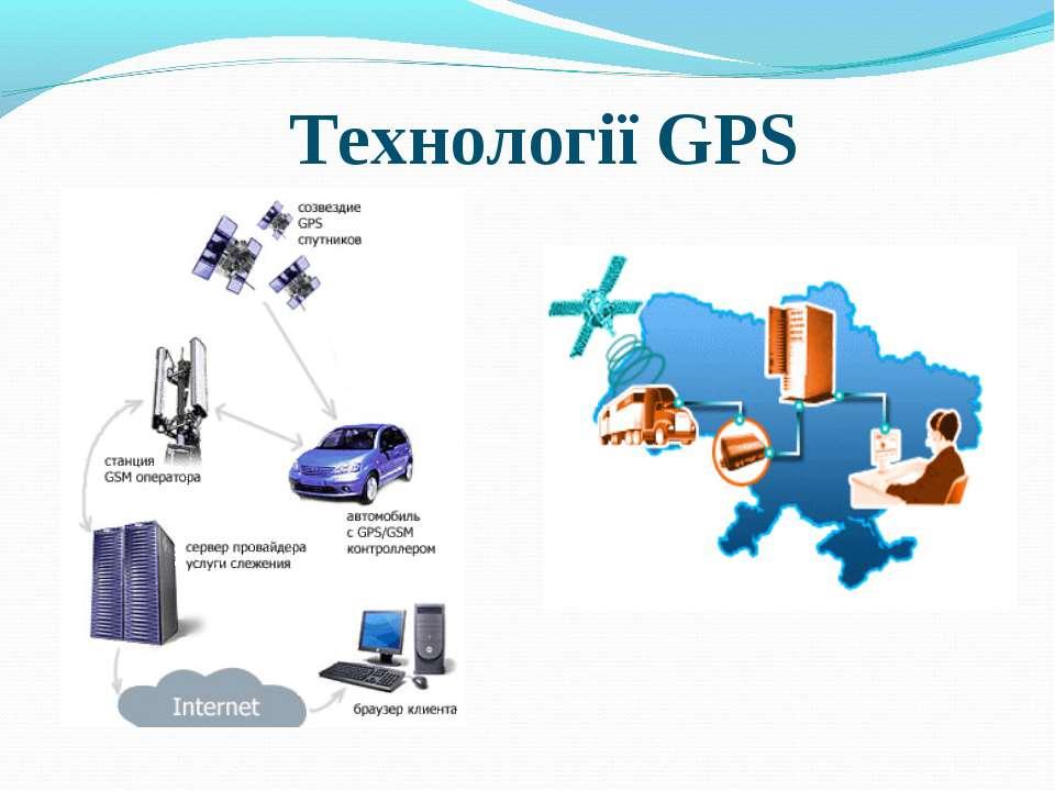 Технології GPS