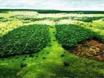 Наслідки деградації природних компонентів