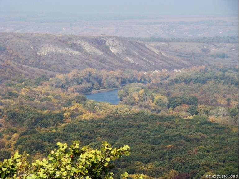 Донецький кряж Розташований уШахтарському таАмвросіївському районах, загаль...