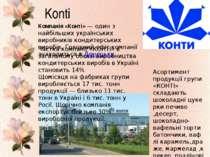 Житомирські ласощі Житомирська кондитерська фабрика «ЖЛ» входить до п'ятірки ...