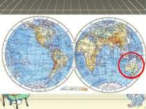 континенент, розташований у Південній півкуліЗемлі. Омивається водамиІндій...