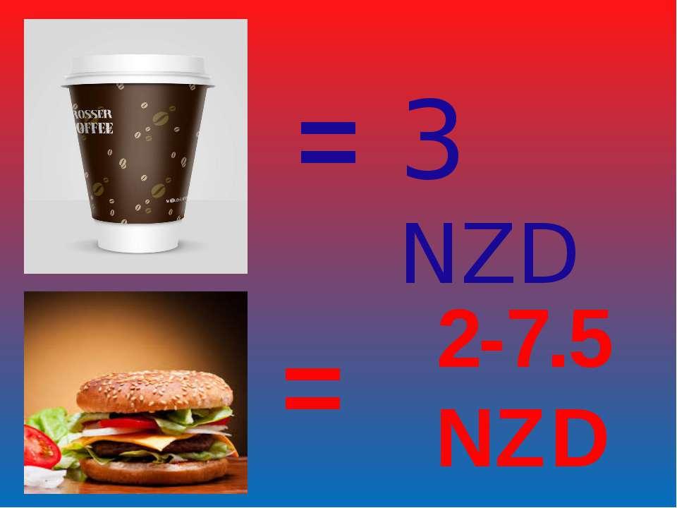 = 3 NZD = 2-7.5 NZD