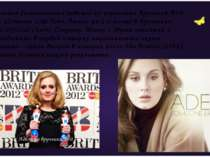 Второй сингл (исполненный певицей на церемонии вручения Brit Awards), «Someon...