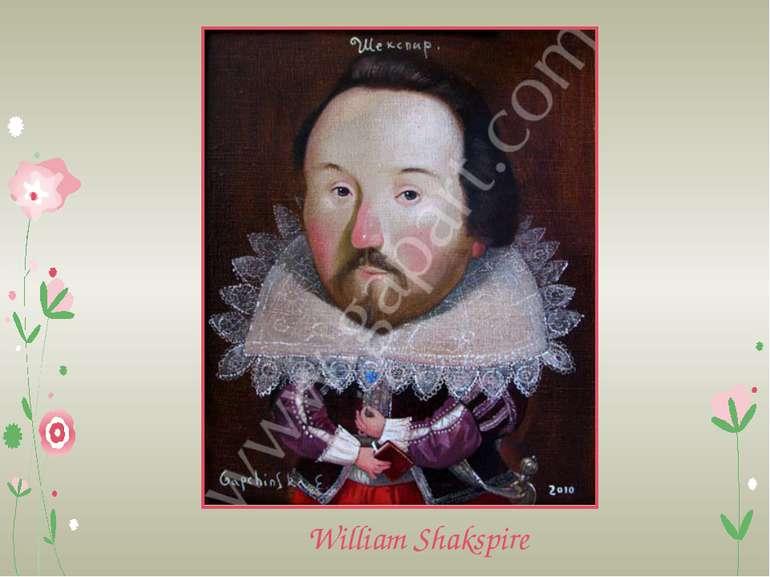 William Shakspire