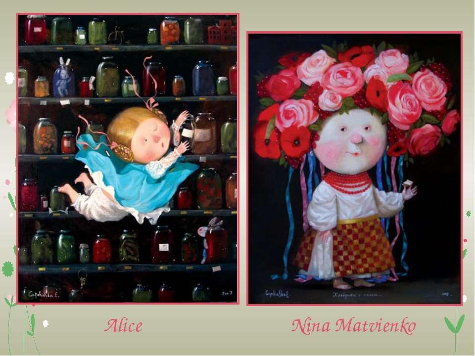 Alice Nina Matvienko