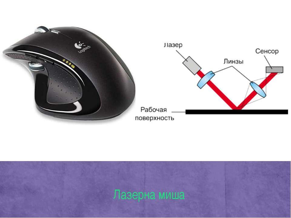 Лазерна миша