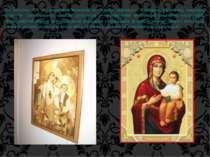 На початку XX ст. народний іконопис поступово занепадає. Ярмарки, крамниці, ц...