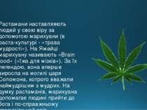 Растамани наставляяють людей у свою віру за допомогою марихуани (в раста-куль...
