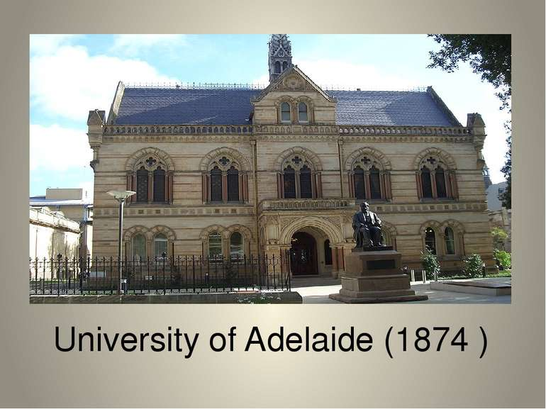 University of Adelaide (1874 )