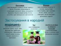 Застосування в народній медицині Настоянки (для лікування головного болю і шу...