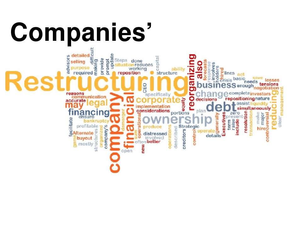 Companies'