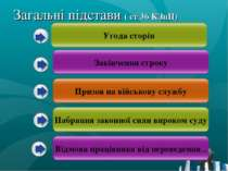 Загальні підстави ( ст 36 КЗпП)