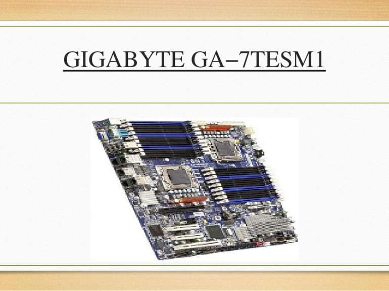 GIGABYTEGA−7TESM1
