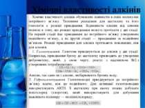 Хімічні властивості алкінів Хімічні властивості алкінів обумовлені наявністю ...