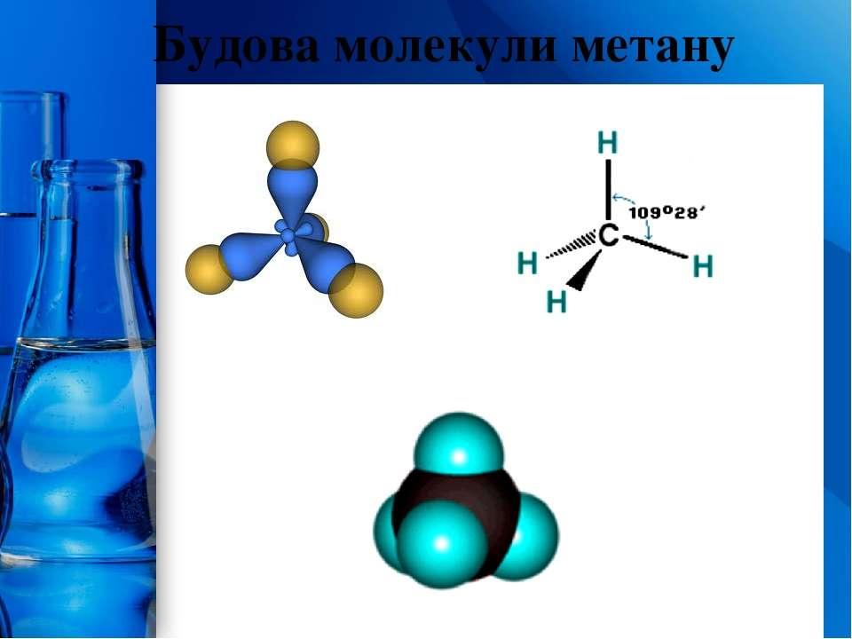 Будова молекули метану ProPowerPoint.Ru
