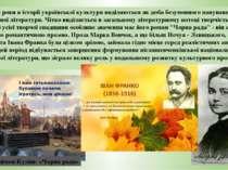 60 - 80 - ті роки в історії української культури виділяються як доба безумовн...