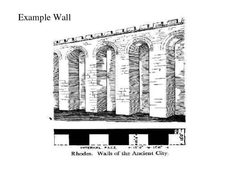 Example Wall