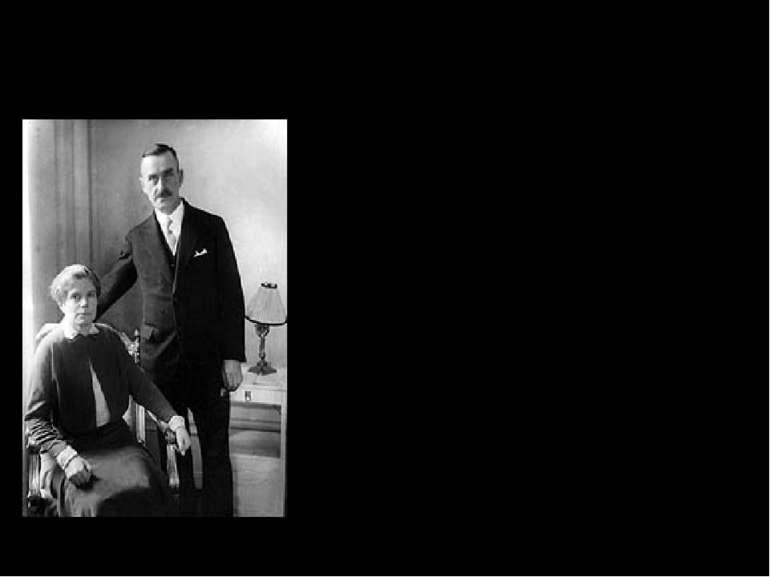 Особисте життя Вже визнаним письменником Т. Манн познайомився з майбутньою св...