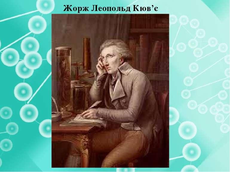 Жорж Леопольд Кюв'є