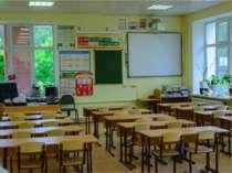 Шкільне оснащення:
