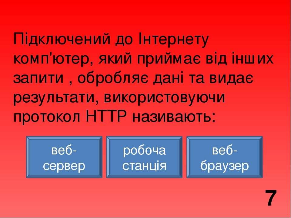 Програма призначена для перегляду веб-сайтів називається: браузер браунінг пр...