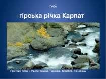 Південний Буг Це п'ята за величиною річка Украіни. Бере початок на Поділлі До...