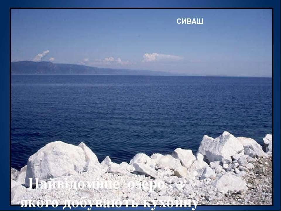 Озеро Донузлав – це солоне озеро, що знаходиться на західному узбережжі Кримс...