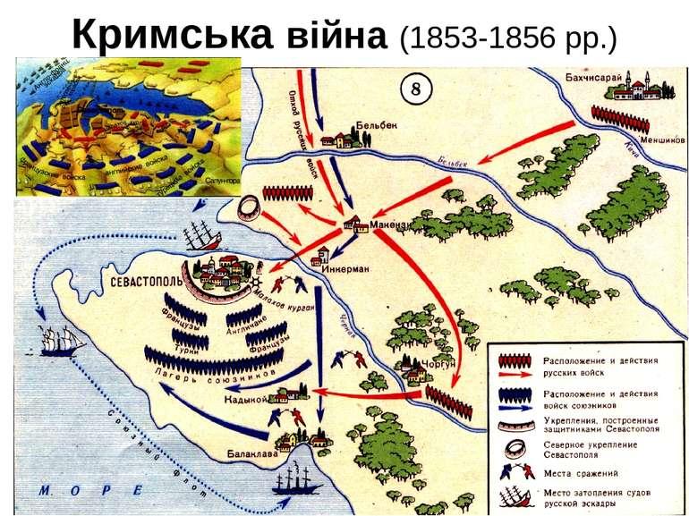 Кримська війна (1853-1856 рр.)