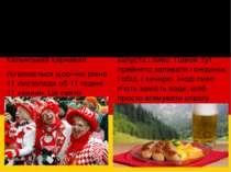 Німеччина славитьсясвоїми яскравимикарнавалами. Кельнськийкарнавал почина...