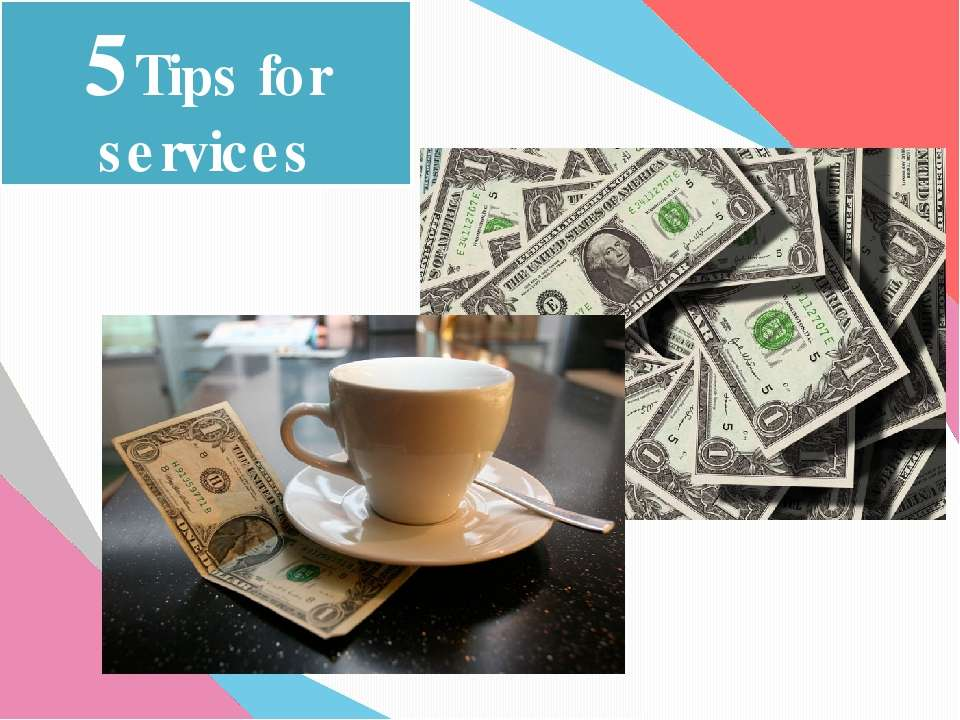 5Tips for services