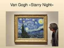 Van Gogh «Starry Night»