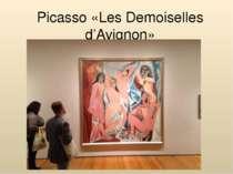 Picasso «Les Demoiselles d'Avignon»