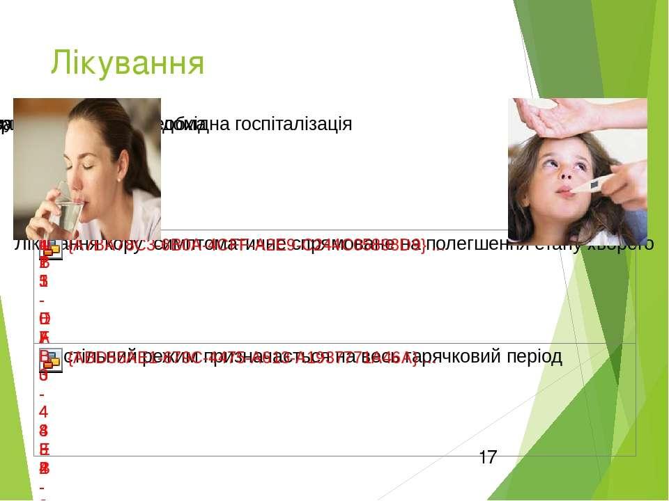 Профілактика Профілактика захворювання на кір полягає в проведенні своєчасної...