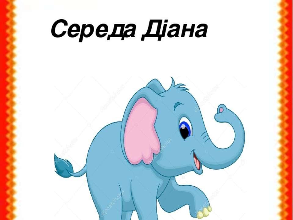 Середа Діана