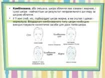 Комбінована, або змішана, шкіра обличчя має ознаки і жирною, і сухої шкіри - ...
