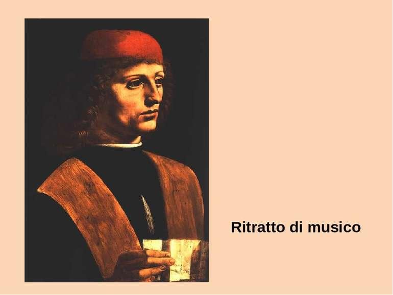 Ritratto di musico
