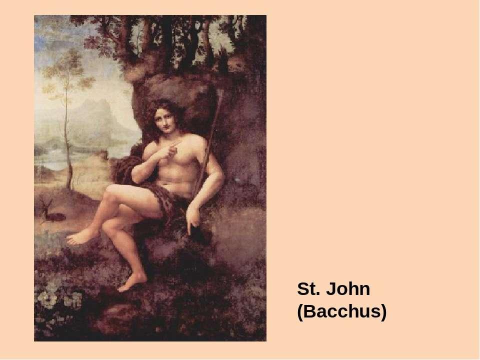 St. John (Bacchus)