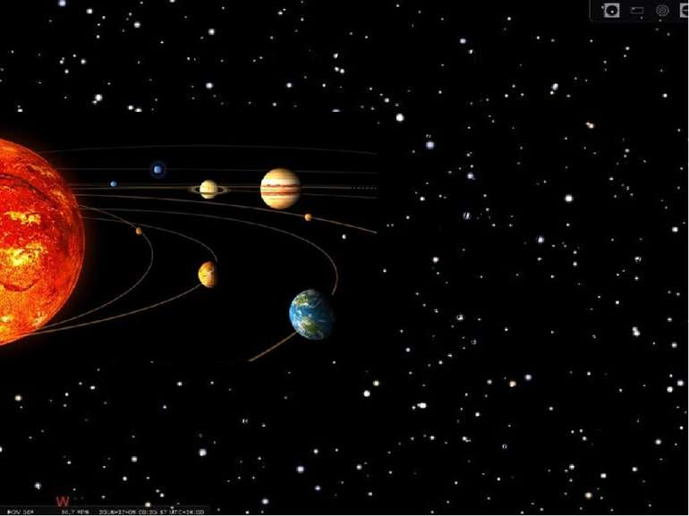 Сонячна система Сонячна система — планетна система, що включає в себе централ...