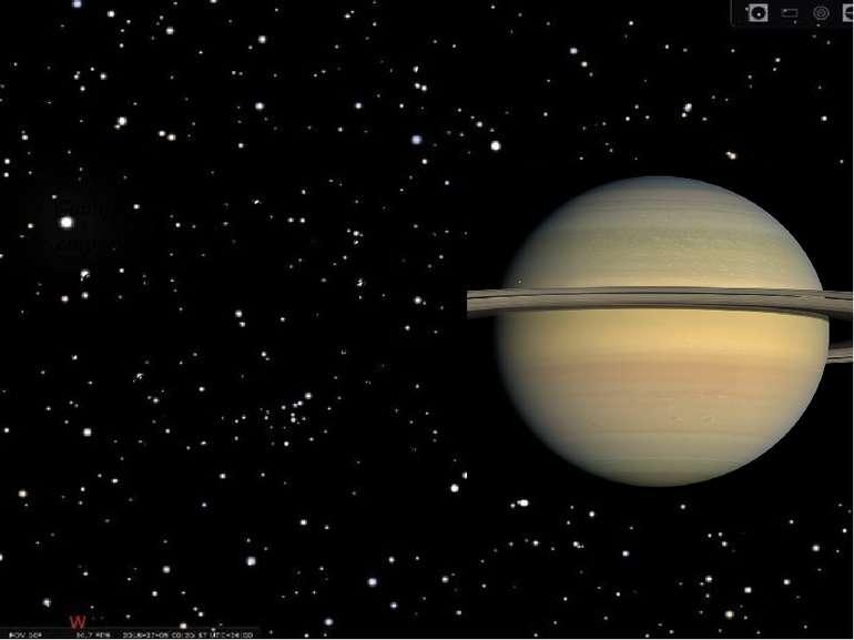 Сатурн Сатурн, відомий своєю системою кілець, має структуру атмосфери і магні...