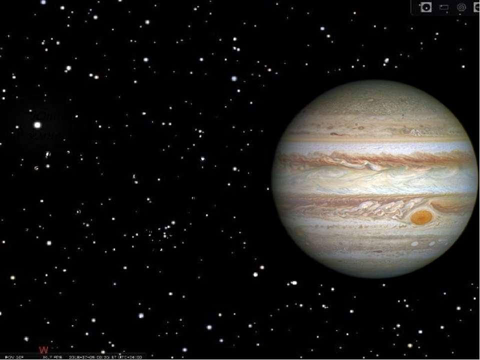 Юпітер Юпітер має масу, в 318 разів більшу від земної, і є в 2,5 рази масивні...