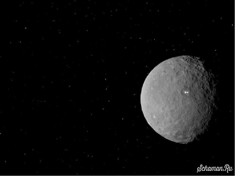 Церера Церера — карликова планета та найбільше тіло поясу астероїдів. Церера ...