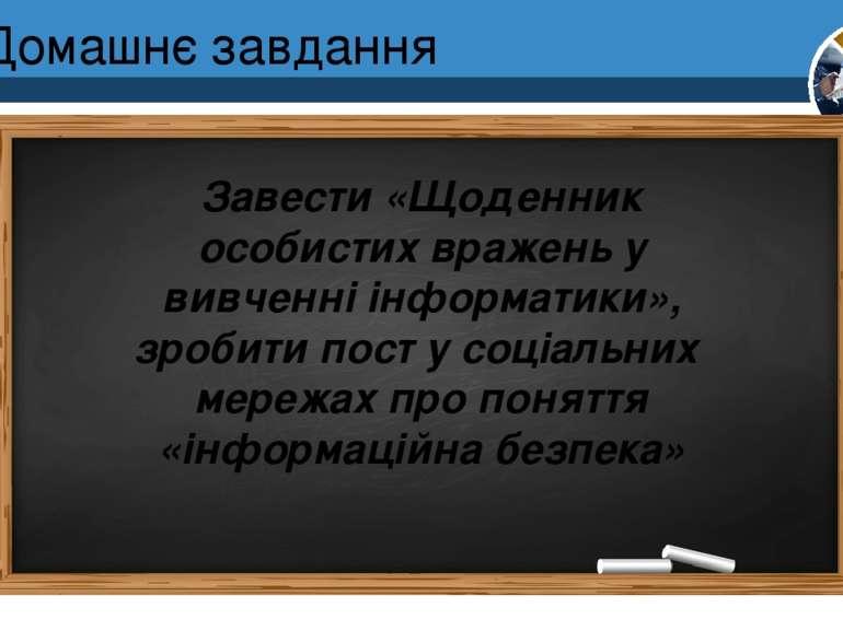 Домашнє завдання Розділ 1 § 1 Завести «Щоденник особистих вражень у вивченні ...