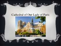 Cathedral of Our Lady of Paris