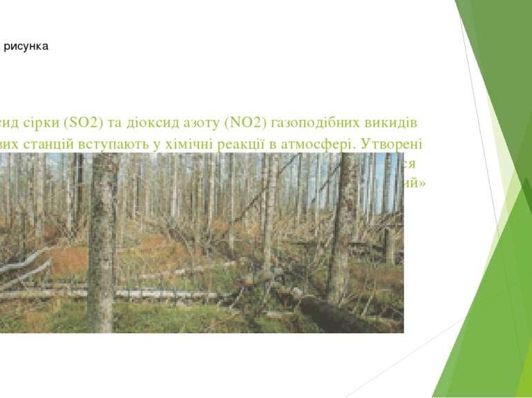 Діоксид сірки (SO2) та діоксид азоту (NO2) газоподібних викидів теплових ста...