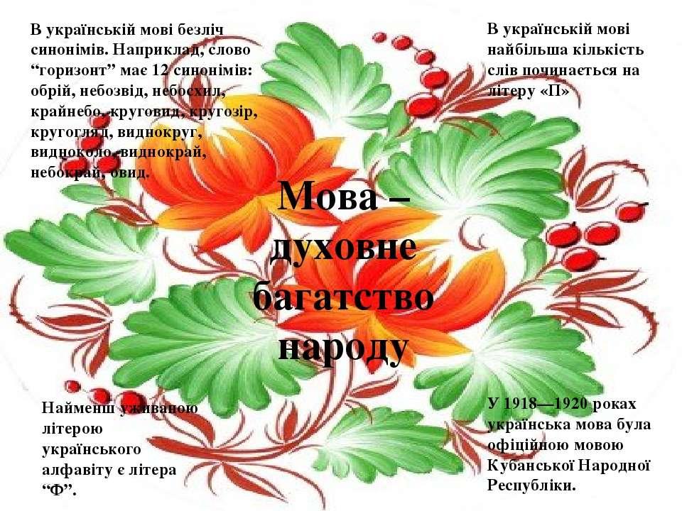 """В українській мові безліч синонімів. Наприклад, слово """"горизонт"""" має 12 синон..."""