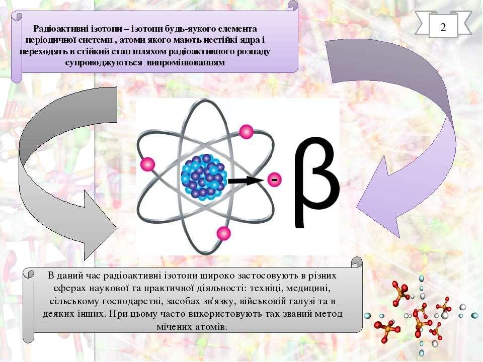 В даний час радіоактивні ізотопи широко застосовують в різних сферах наукової...