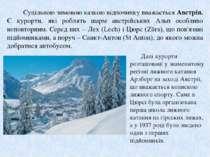 Суцільною зимовою казкою відпочинку вважається Австрія. Є курорти, які роблят...