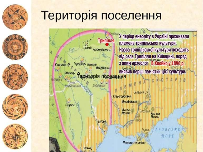 Територія поселення Територія поселення